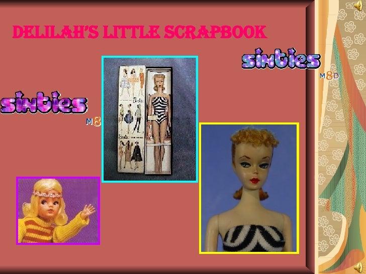 Delilah's Little Scrapbook