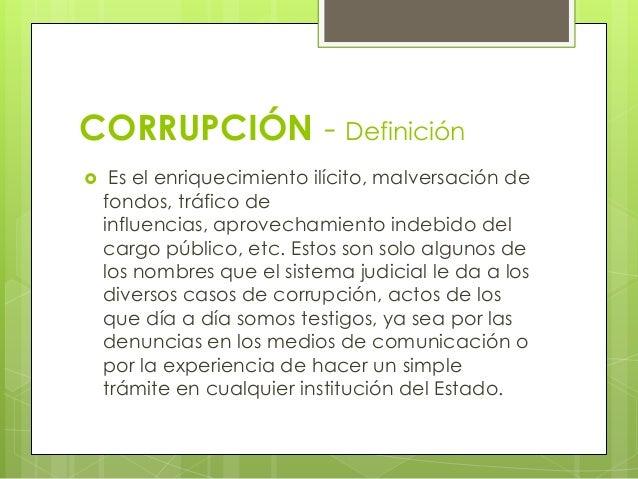 Delincuencia crimen organizado y corrupcion en el - Casos de corrupcion de podemos ...