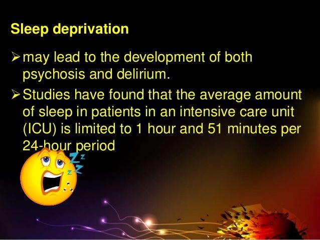 Delirium in Intensive Care Unit