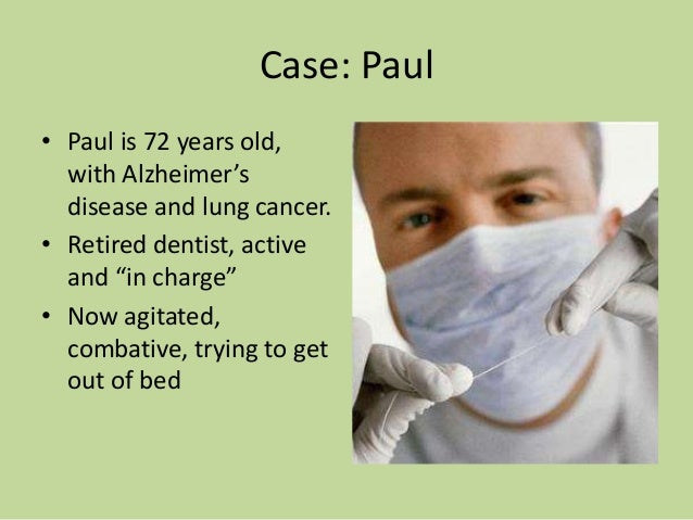 Alzheimer S Patient Will Not Get Out Bed