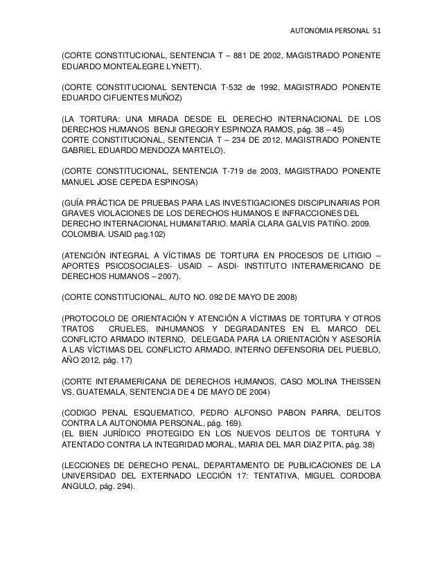 Delitos contra la autonomia personal 51 fandeluxe Image collections