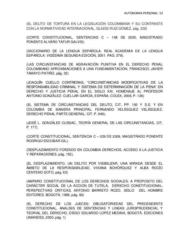 Delitos contra la autonomia personal 52 autonomia personal 52 el delito de fandeluxe Image collections