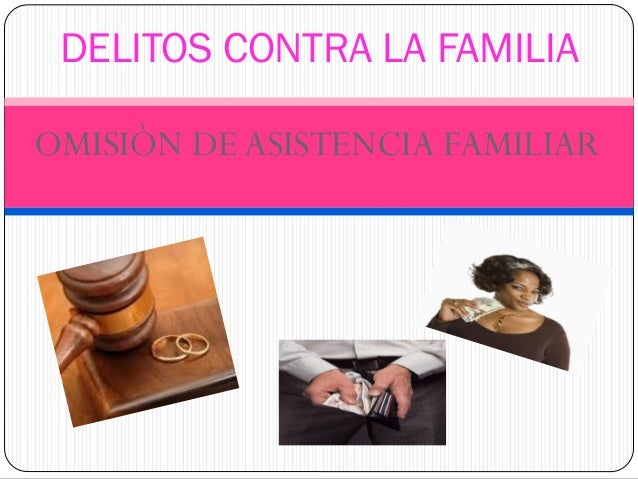 DELITOS CONTRA LA FAMILIA PDF