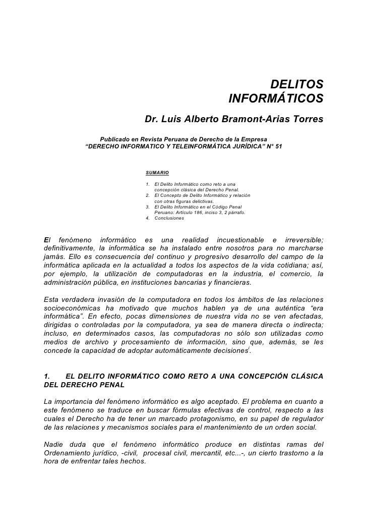 DELITOS                                                                      INFORMÁTICOS                                D...