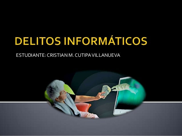 ESTUDIANTE: CRISTIAN M. CUTIPA VILLANUEVA