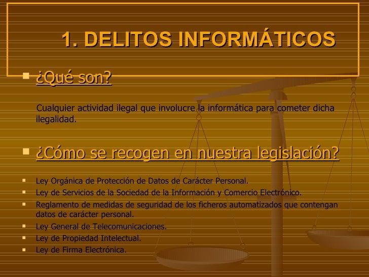 Delitos InformáTicos Pac4 Dig10 Slide 3