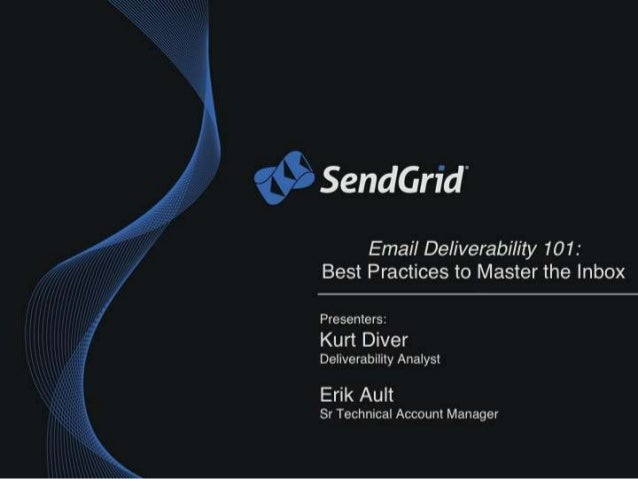 Email Deliverability 101: Best Practices to Master the Inbox