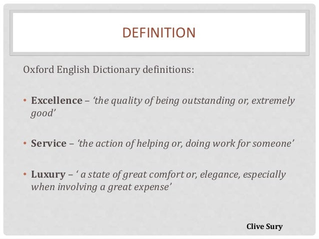 what is your definition of customer service excellence Customer experience definition accelerate customer experience excellence through clarity and actionability your product or service is a means to that end.