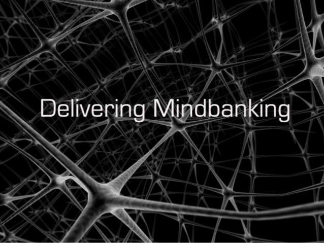 Delivering Mindbanking