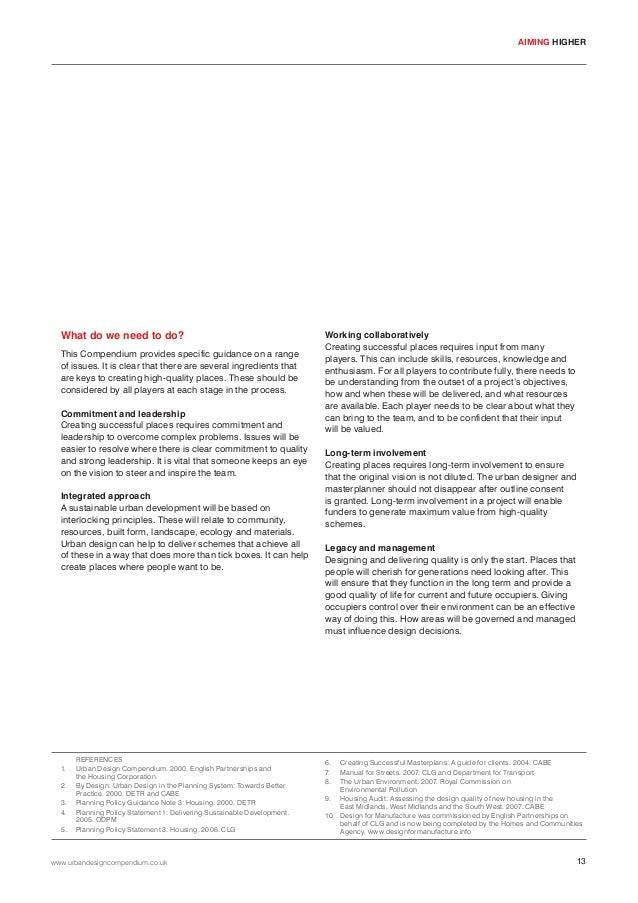 Cabe Housing Design Guide