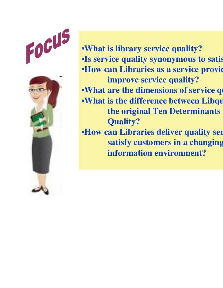 Essay on quality customer service
