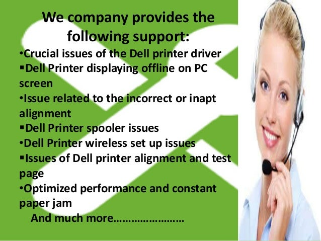 Dell printer technical support phone number----Providing Printer Sup…