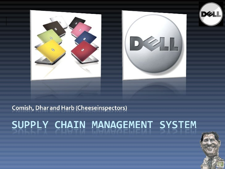 supply chain management and dell
