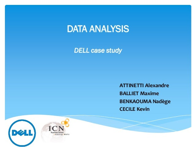dell case study solution Category: business marketing, case study, solution title: case study of dell computer corporation.
