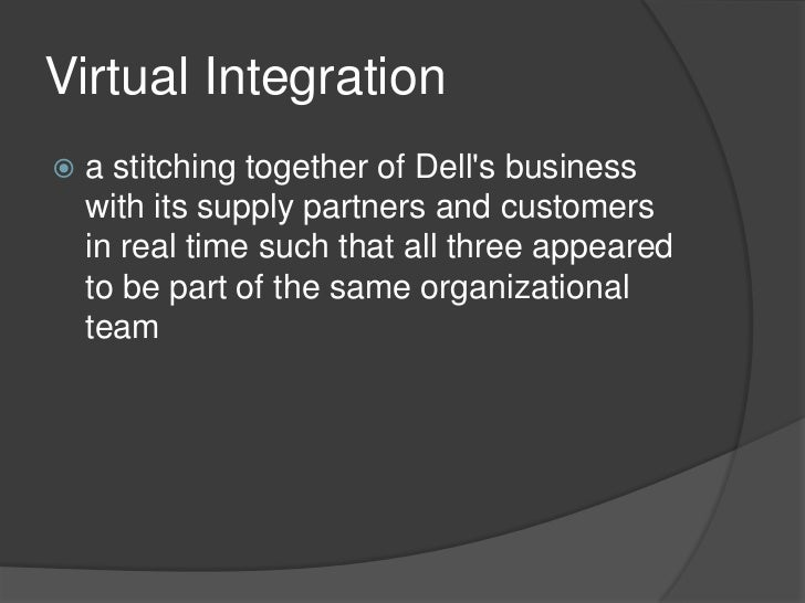 marketing plan dell computer Strategic marketing plan 2010 openofficeorg 2005-2010  i this document is not a strategic marketing plan for the openofficeorg community.