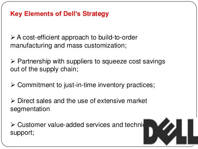 entry strategy for dell computer Hp, marketing, relationship, value, strategy, it industry, isv, independent   however, moore's law does not apply to all computer products: the parts that are  not  such as dell, hp, ibm and sun microsystems (sun) (healy.