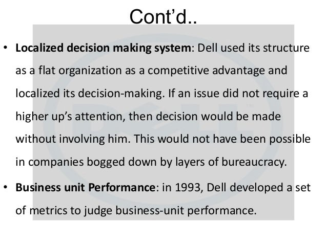 management control system on dell Infosys helped a client optimize control system performance, integrate plant management solutions, and comply with open systems read our case study.