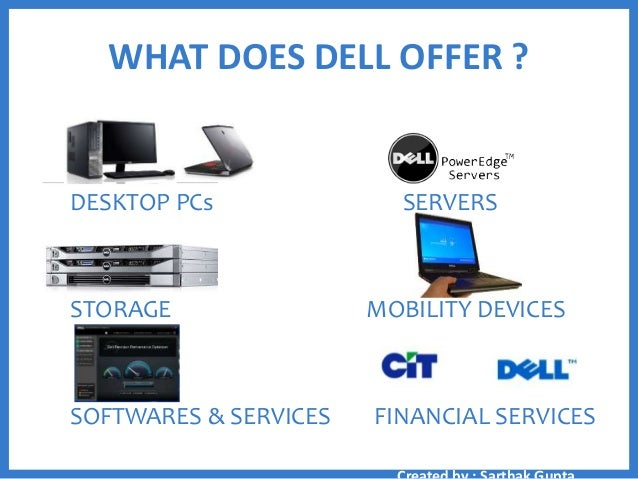 dell strategy