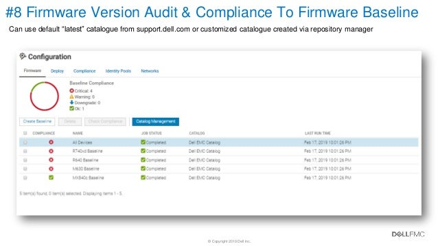 Dell EMC OpenManage Enterprise - Automate & Orchestrate