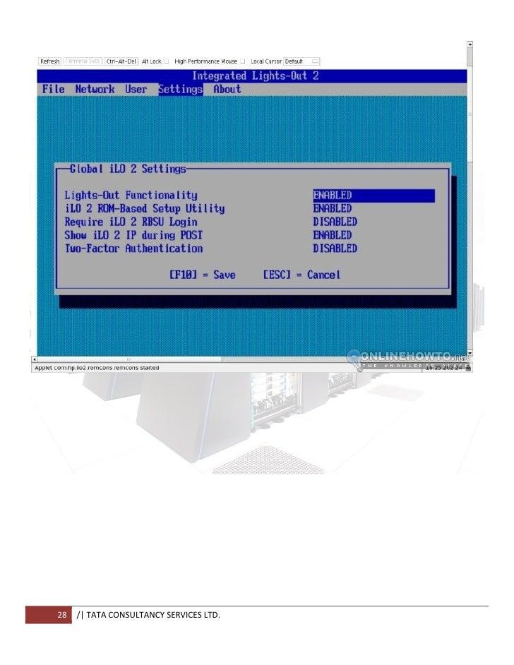 Dell & HP Tutorial