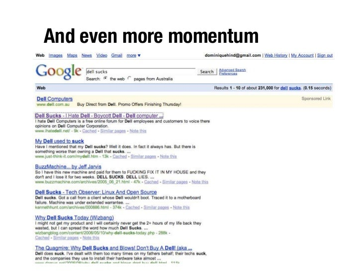 And even more momentum