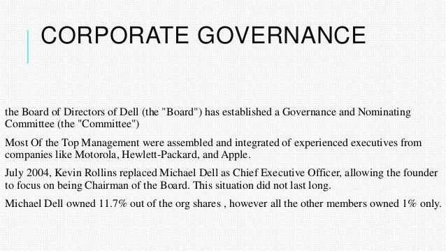hp board of directors corporate governance Hp pretexting scandal contemporary management issues august 2011, malaysia faraz davani author: the general purpose of this article is to provide a discussion on corporate governance issues and ethics involved in hp pretexting scandal story.