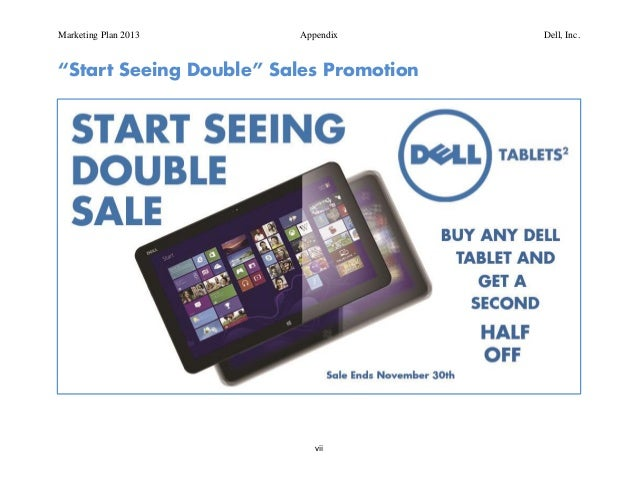 marketing plan of dell printers Free essay: company overview dell is among the world's leading computer  manufacturers that  and services range including printers, projectors, axim  handhelds, and other accessories  marketing environment dell's strategy is  global.