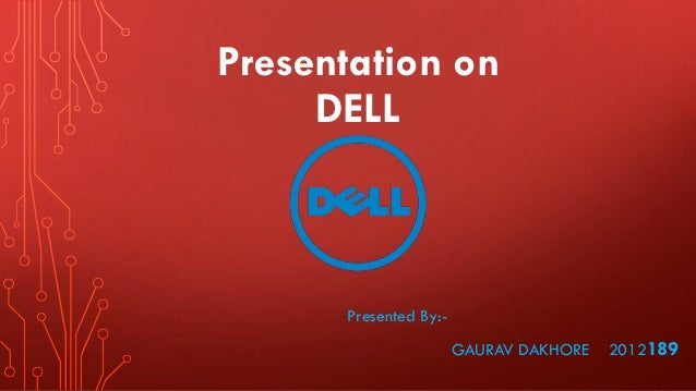"""dell strategy Dell (stylized as dell) analysts said that the biggest challenge facing silver lake would be to find an """"exit strategy"""" to profit from its investment."""