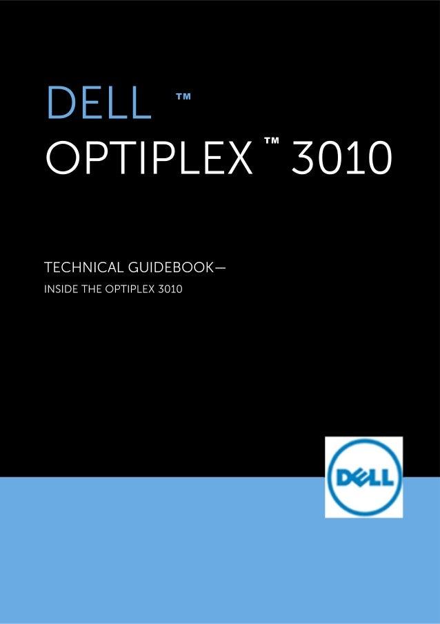 Dell opti plex 3010