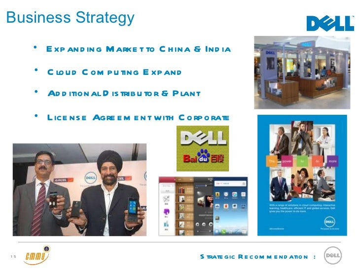 dell strategy case study analysis