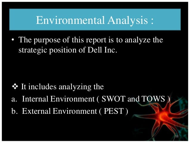 hp external environment analysis Internal and external environment analysis including value chain analysis strategic analysis on sony corporation hp, ibm, dell, apple and.