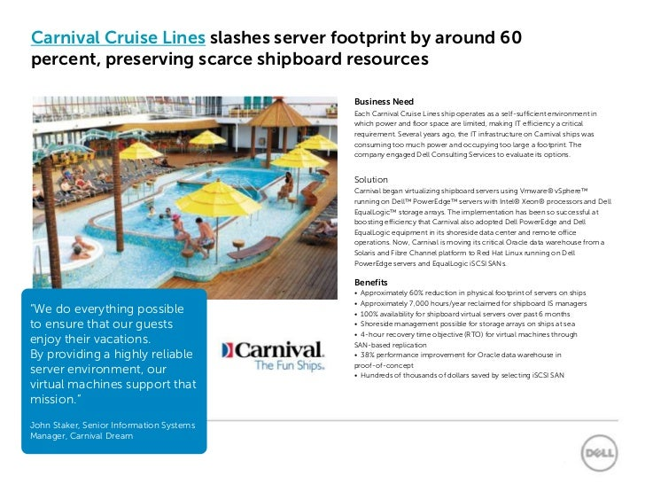 carnival cruise line case crm implementation Hr management solution in dayforce empowers teams by helping manage all hr processes across the employee lifecycle in a single application.