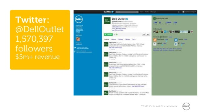 dell case study on social media Building a social media culture at dell case solution, this case is about social platforms publication date: january 14, 2014 product #: 514096-hcc-eng color cases must be printed in color to maximize their eff.