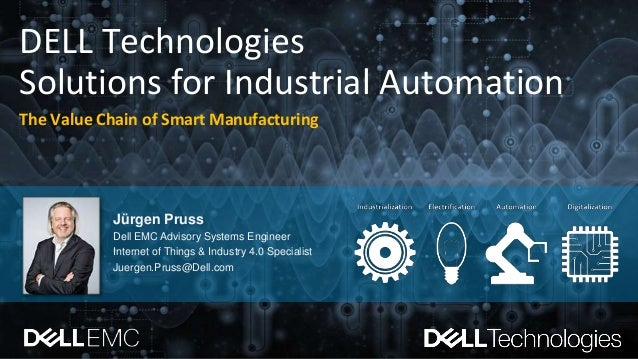Dell OEM/IoT Solutions for Industrial Automation and Smart