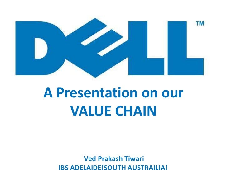 the supply chain of dell computers essay