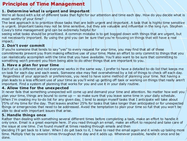 6. Create realistic deadlines You may have deadlines for your work that are set by a boss or a client, but it's also impor...