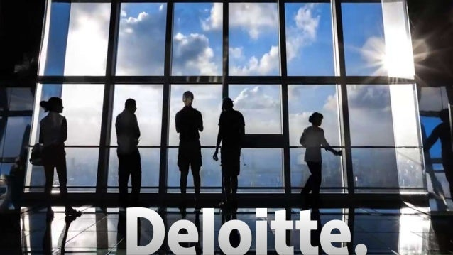 OVERVIEW…. • FOUNDED BY : WILLIAM WELCH DELOITTE • HEADQUARTERS : NEW YORK CITY,NY,USA • REVENUE : 35.2 BILLION USD (2015)...