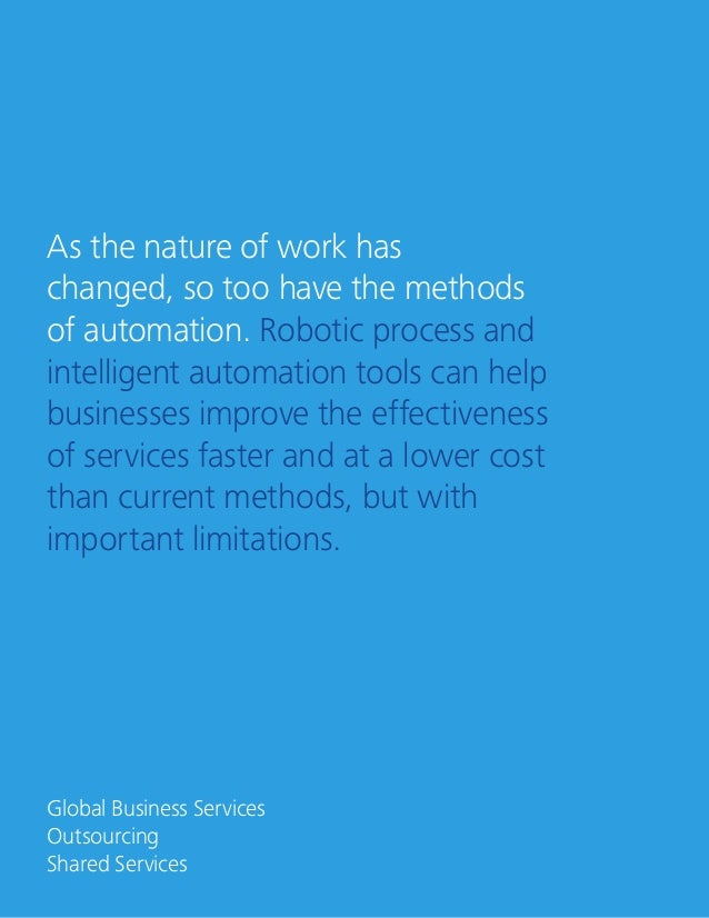 Deloitte - Automate this: The business leader's guide to robotic and …