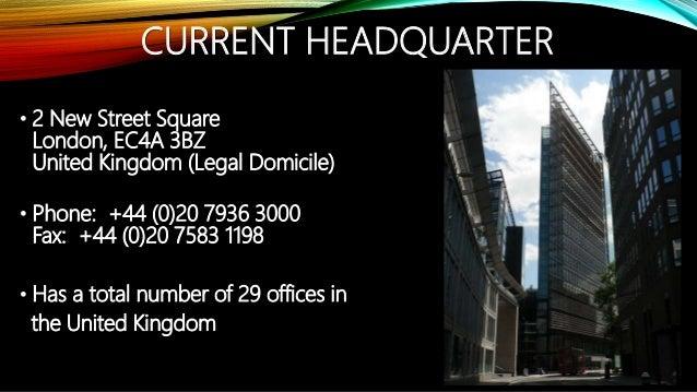 GLOBAL HEADQUARTER • New York - National Office 30 Rockefeller Plaza New York, NY 10112-0015 United States • Phone: +1 212...