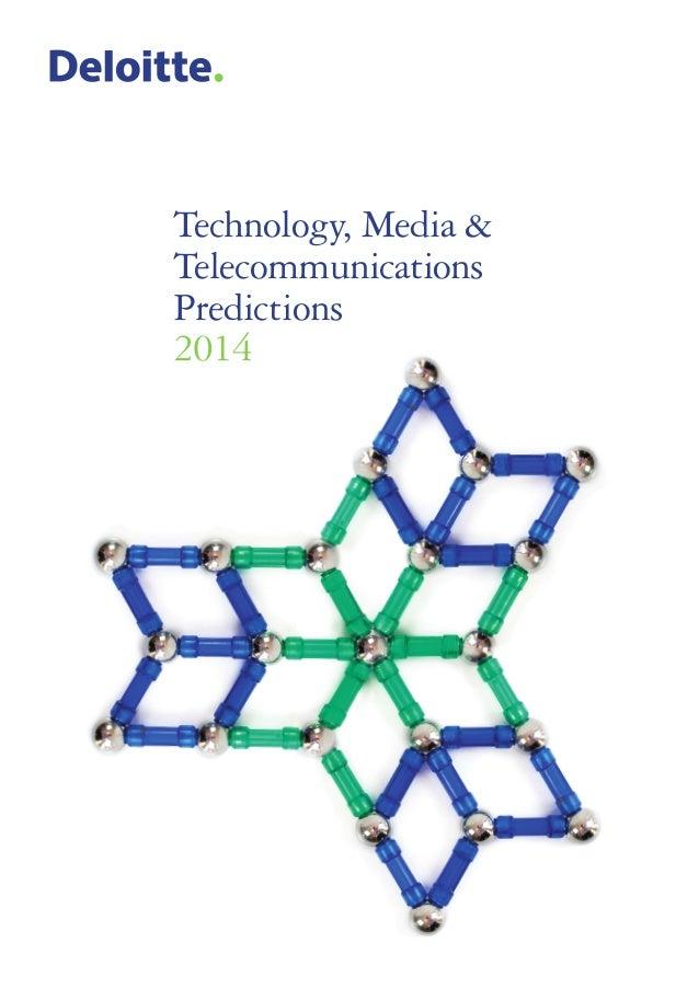Technology, Media & Telecommunications Predictions 2014