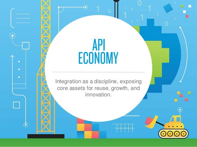 Integration as a discipline, exposing core assets for reuse, growth, and innovation.