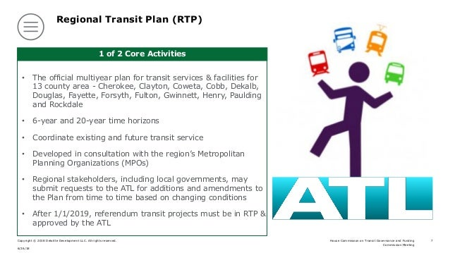 Georgia Transit Funding and Governance Report