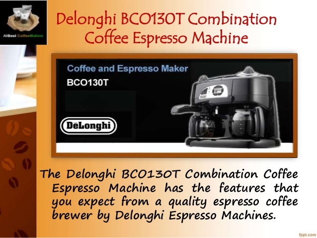 Coffee reviews machine cappuccino