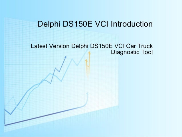 Delphi ds150 e vci