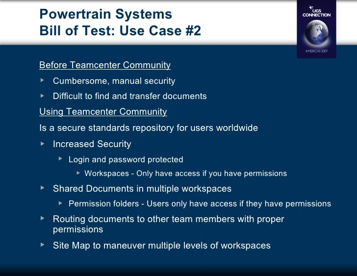 Teamcenter 2007 manual