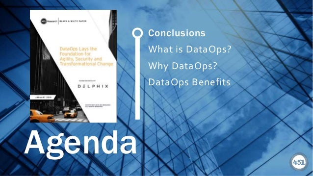90% of Enterprises are Using DataOps. Why Aren't You? Slide 3