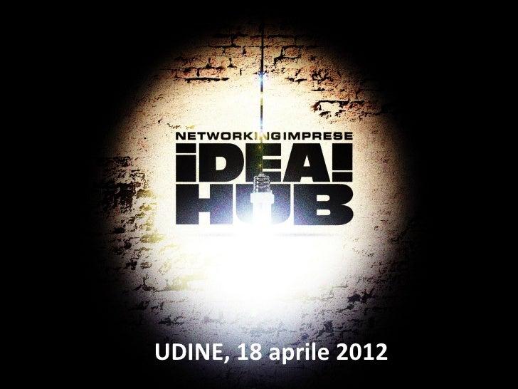 UDINE, 18 aprile 2012