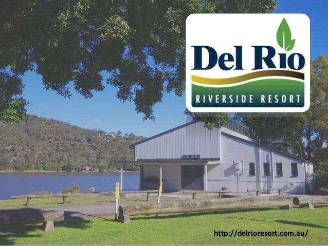 Wiseman Ferry Accommodation Del Rio Riverside Resort