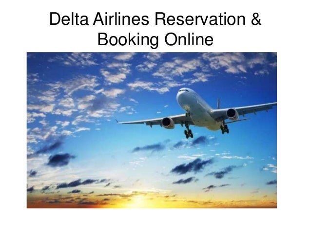 How Do I Contact To Delta Airlines Reservations Phone