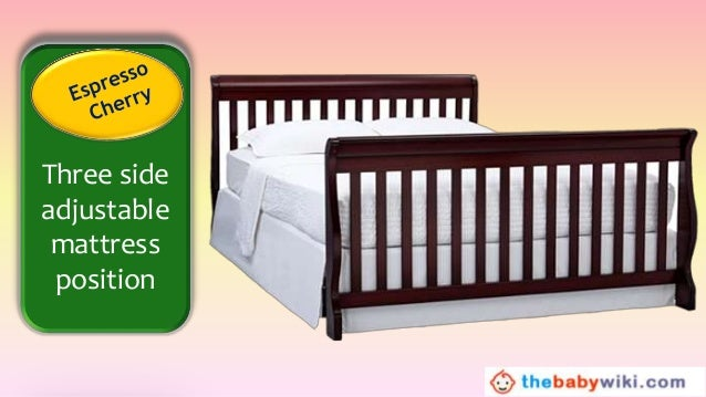 Delta Children Canton 4 In 1 Convertible Crib Review
